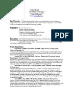 Jobswire.com Resume of zzstinezz
