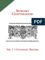 Athelney Chapterhouse 01 Covenant Baptism
