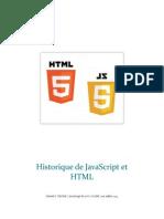 Michel Xenni DIOME Historique JS HTML
