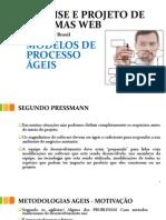 Modelos de Processo Ageis