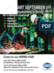 ISI Job Fair