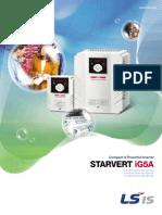 Manual Variador iG5A