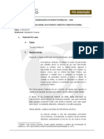 Material Aula 13.03.2015 - Direitos Políticos