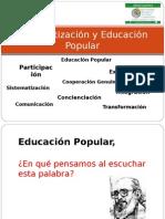 Sistematización y Educación Popular
