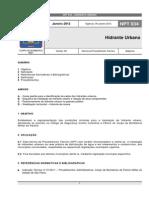 NPT 034 11 Hidrante Urbano