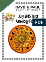 July Astro Forecast 2015