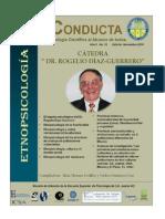 Cátedra Rogelio Díaz Guerrero