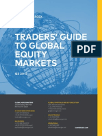 Traders Guide to Global Equity Markets Q3 2015