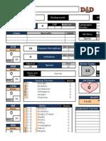 5e dnd character sheet (vertical spell sheet).xlsx