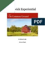 Warwick Experiential, a multimedia memoir explained