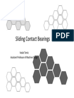Sliding Bearings
