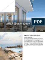 1 Hotel & Homes South Beach