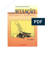 Musculacao Metodos E Sistemas - 3ªEdição