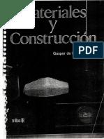 (L) DE LA GARZA Gaspar (1991) Materiales y Construcción.PDF