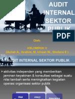 Presentasi Audit Internal