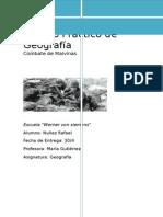 Trabajo Práctico de Geografía Malvinas