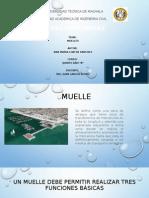 Muelle - Ana Maria Loayza Sanchez