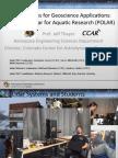 Lidar Techniques for Geoscience Applications