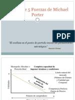 cinco fuerzas de Porter.ppt