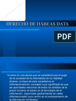 Diplo Habeas Data