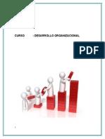 Trabajo Desarrollo Organizacional