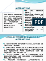 5 ANALISIS ALTERNATIVAS.ppt