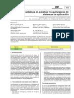Gases Anestesicos en Ambitos No Quirurgicos (Laboratorio)