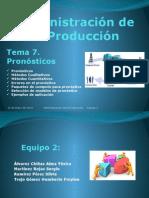 Pronosticos OK Equipo7