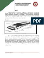 Composite Written Report