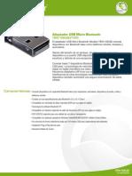 Adaptador USB Micro Bluetooth TBW-106UB(V1.0R)