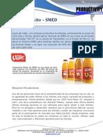 SMED Caso de Exito en La Industria de Bebidas