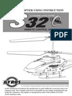 Uputstvo Za Helikopter