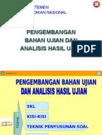 Analisis Soal
