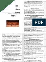 Resumenes Contemporanea 2009