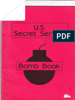 Secret Service Bomb Book