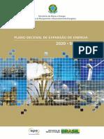 PDE2020-SUMARIO