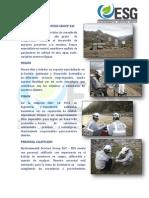 Cotización N° 185-RNT-01-2015