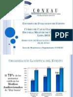 Curso Capacitacion Escuela Militar Chorrillos Junio 2013