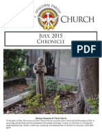 Christ Church July Chronicle 2015