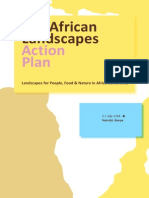 African Landscapes Action Plan FINAL FINALwNEPAD Dec15