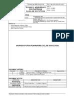 Baseline corrosion survey