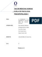 Proyecto-psicopatología