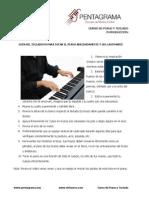 Curso de Piano y Teclado Intro