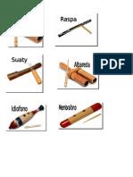Instrumentos Al Raspar