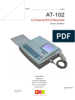 Schiller at-102 - Service Handbook