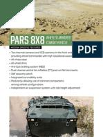 Pars 8x8 Dikey