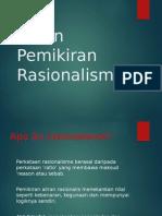 Aliran Pemikiran Rasionalisme Moral