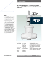 Gate Valve Cataogue