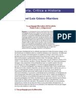 Paulo Freire - Resumen