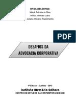 Desafios Da Advocacia Corporativa